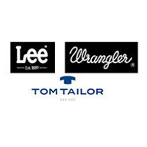 Wrangler, Lee, Tom Tailor